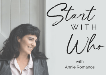 Start with who episode 11 - Shelley Paxton