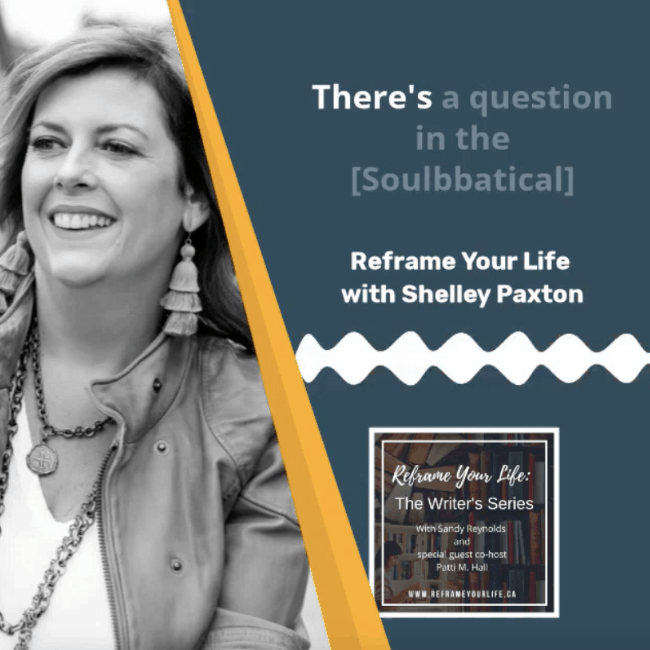 Reframe Your Life with Sandy Reynolds