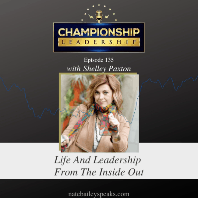 Championship Leadership with Nate Bailey