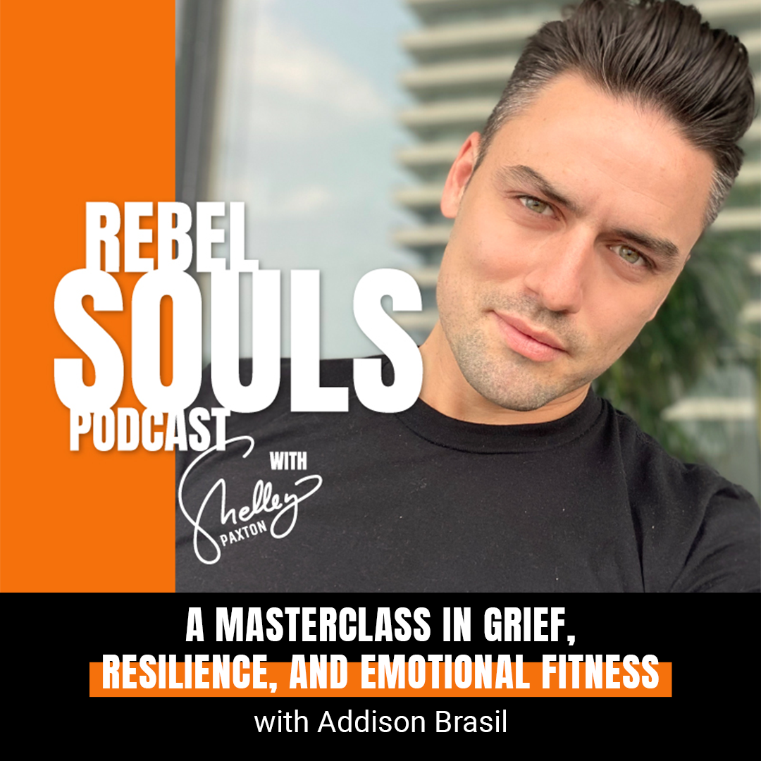 A Masterclass in Grief, Resilience, and Emotional Fitness